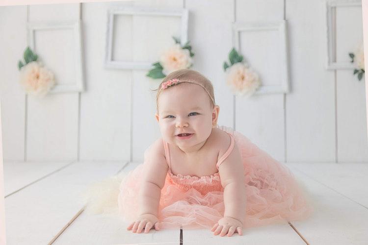 pendientes de bebe