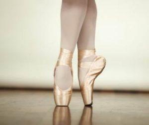 bailarinas zapatillas ballet diseño pendientes niña bebe rosca oro plata