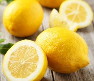 limón inspiración para pendientes de niña