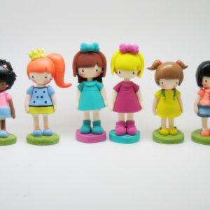 muñecas mocosas coleccion niñas