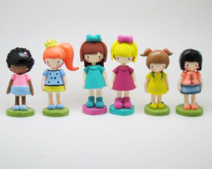 Muñecas mocosa