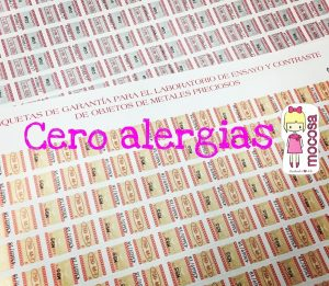 ❤ ilusión cero alergias, hipoalergenico, medicinales pendientes oro plata bebe niña