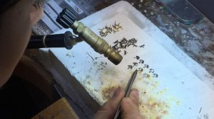 fabricado pendientes mocosa españa plata oro hechos a mano ❤ ilusión